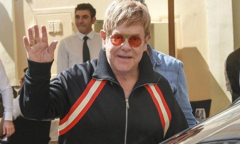 Photo of La exmujer de Elton John presentó una medida legal contra el cantante