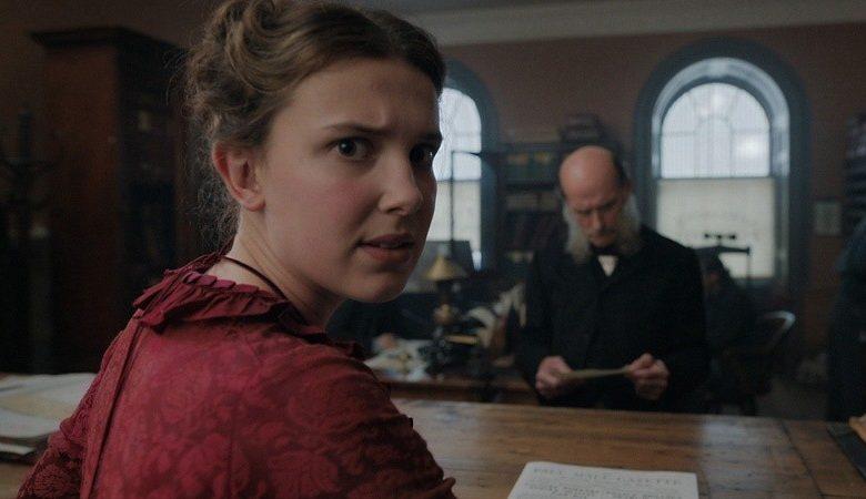 Photo of Enola Holmes: primeras fotos de Millie Bobby Brown como la hermana de Sherlock
