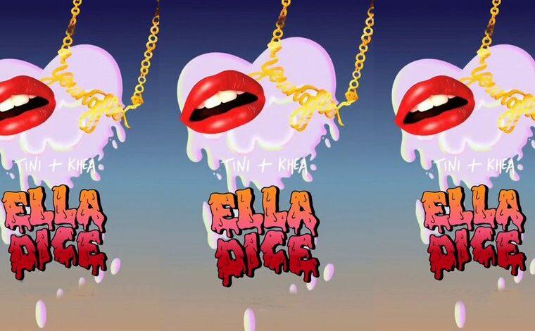 Photo of Tini Stoessel compartió un adelanto de «Ella dice», la canción que grabó junto al cantante de trap Khea