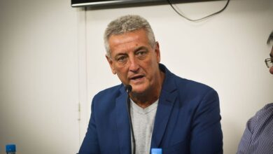 """Photo of Alberto Platero: """"la decisión de volver depende de AFA"""""""