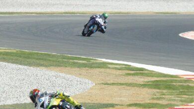 Photo of Sin público comienzan los entrenamientos para pilotos de motos en el Villicum