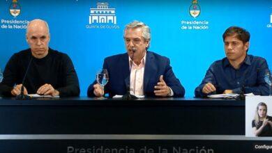 Photo of Tras el pico de muertes, el Gobierno anuncia la nueva etapa de la cuarentena