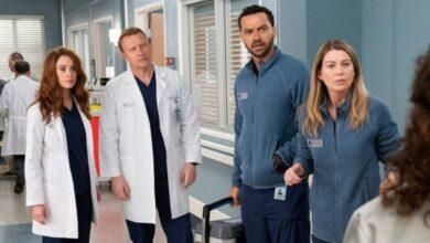 Photo of «Grey's Anatomy» tratará el coronavirus en su próxima temporada