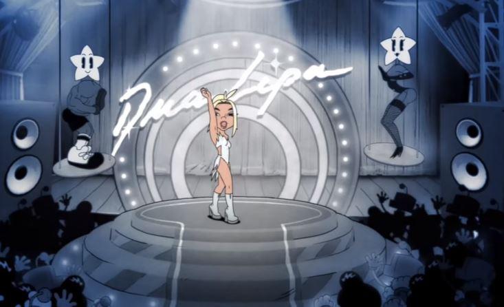 Photo of Dua Lipa se transforma en un dibujito animado en «Hallucinate», su nuevo video