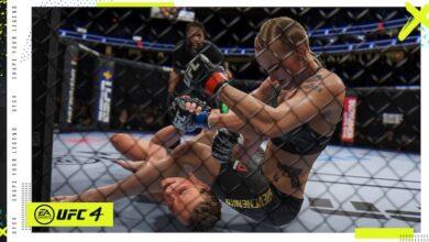 Photo of UFC 4: mirá el primer trailer del próximo juego de lucha de EA