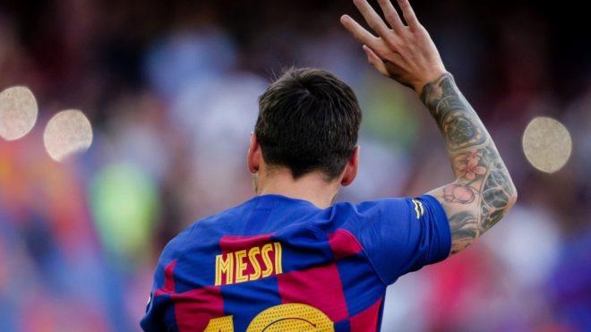 Photo of Oficial: Messi se va del Barcelona