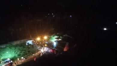 Photo of Tragedia aérea en la India: avión se parte en dos tras aterrizar con 191 pasajeros