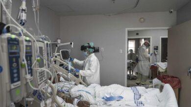 Photo of Nuevo récord de muertes por coronavirus en el país: son 429 y acumulan 13.482