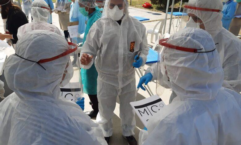 Photo of 25 casos: Salud Pública reporta el menor registro de nuevos casos en el medio de la pandemia