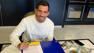 Photo of Ahora sí, Tevez puso la firma con Boca