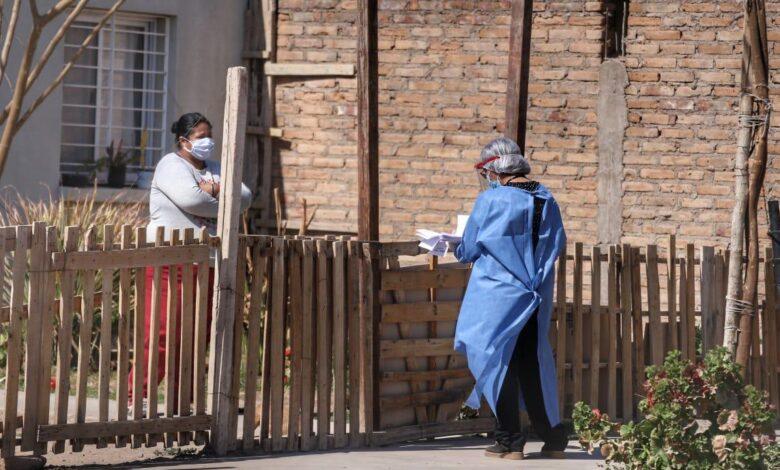 Photo of San Juan tiene 180 nuevos casos de coronavirus y llegó a los 3 mil desde el inicio de la pandemia