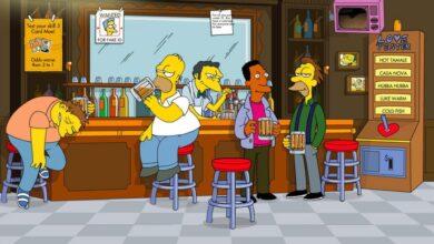 Photo of Los Simpsons: Revelan el número de teléfono de la Taberna de Moe