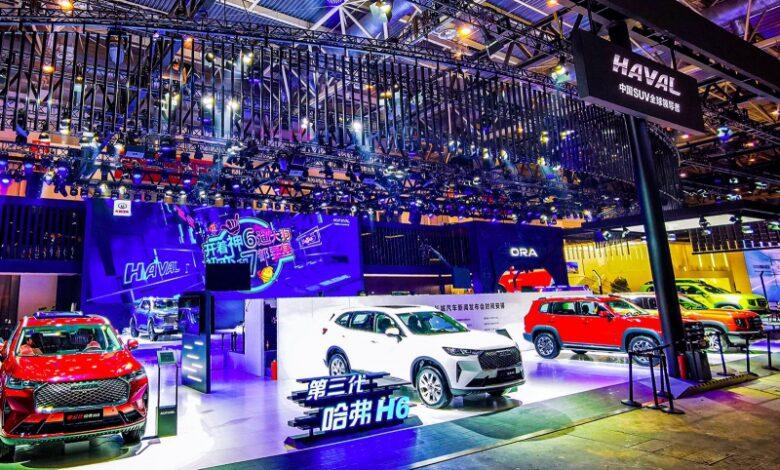 Photo of Entre barbijos y protocolos, arrancó el Salón del Automóvil de Beijing