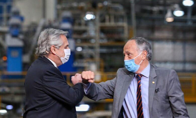 Photo of El Gobierno anunció medidas para la industria y dijo que el sector es «central» para la recuperación