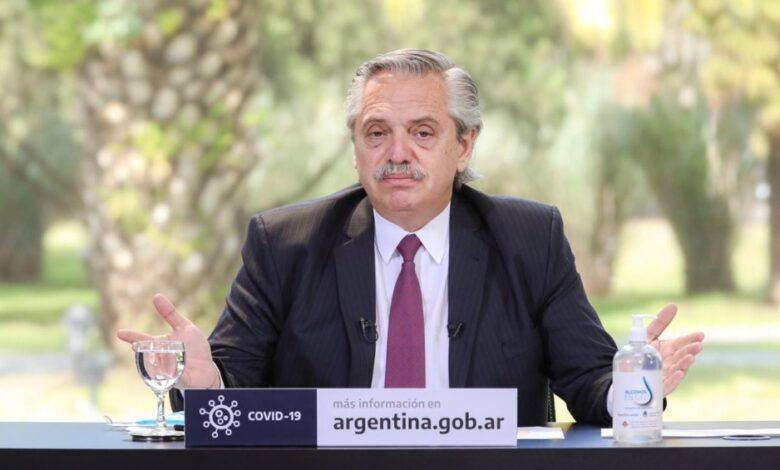 Photo of El Presidente defendió el traspaso de recursos: «No estamos sembrando discordias sino igualdad»