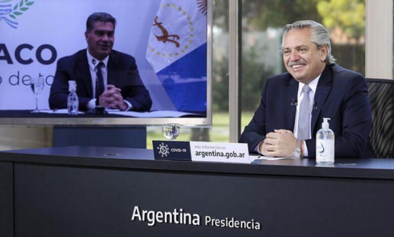 Photo of Alberto Fernández: «Se necesitan empresarios que confíen en el país después de cuatro años de postración»