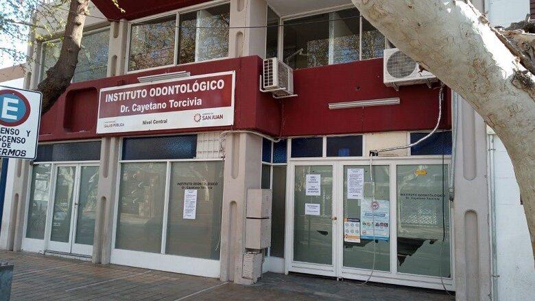 Photo of Instituto Odontológico: nueva modalidad para sacar turnos desde el lunes