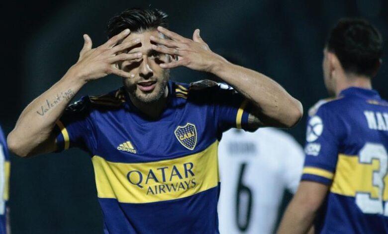 Photo of Copa Libertadores: Con mucha autoridad Boca consiguió una gran victoria en Paraguay