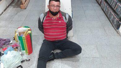 Photo of Sujeto denunciado por violación es detenido por intentar robar en un comercio