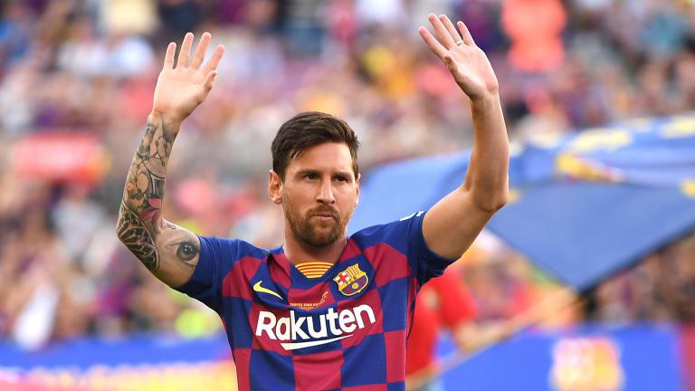 Photo of El video de la declaración de Lionel Messi