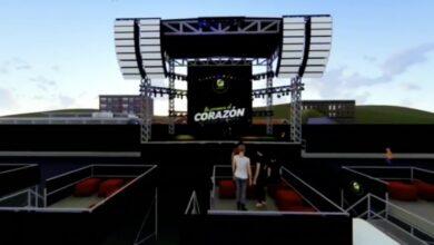 Photo of Medellín: dara su primer show al aire libre con auto, palcos y baños privados