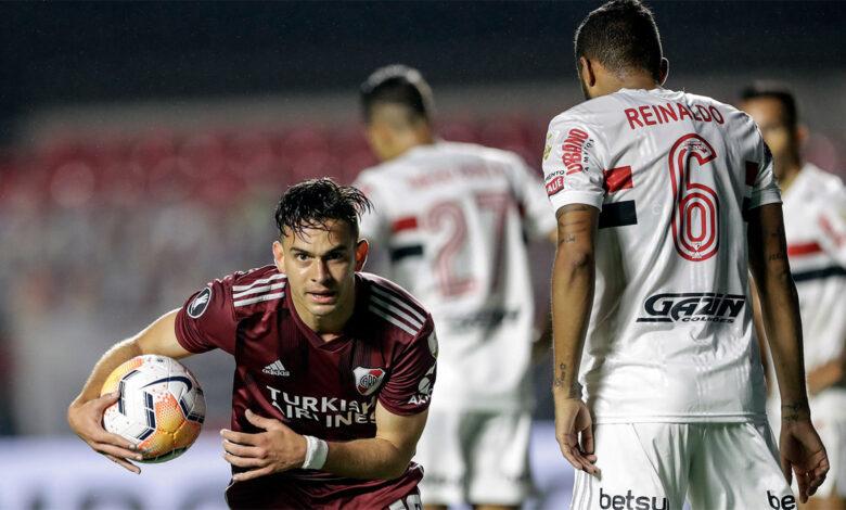 Photo of Copa Libertadores: A los de Gallardo se le escapó el triunfo en Brasil