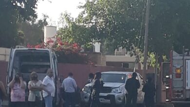 Photo of Siniestro vial deja hospitalizado a un hombre de 71 años