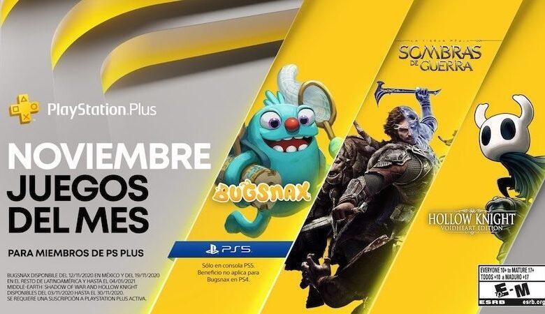 Photo of Estos son los juegos gratuitos de PlayStation 4 de noviembre