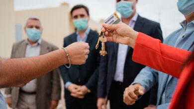Photo of Una nueva entrega de viviendas benefició a 60 familias de San Martín