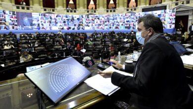 Photo of El oficialismo consiguió los votos y el Presupuesto 2021 ya tiene media sanción de Diputados