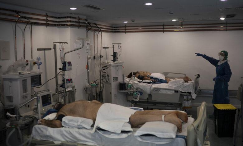 Photo of San Juan le aclaró a Nación que dispone de camas en los hospitales
