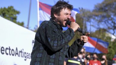 Photo of Grabois: «Hemos sufrido una derrota y nos duele»