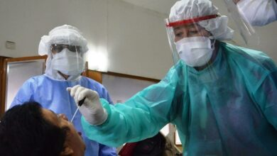 Photo of Brusco ascenso de casos: Salud Pública reporta este jueves 442 nuevos casos de COVID-19