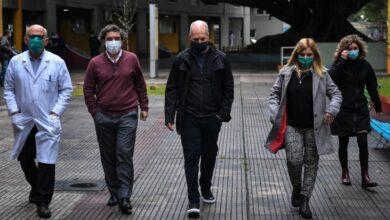 Photo of Las muertes diarias por Covid en Ciudad de Buenos Aires son la mitad de las que se informan