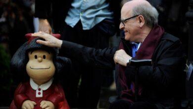 Photo of Decretan un día de duelo nacional por la muerte de Quino, el creador de Mafalda
