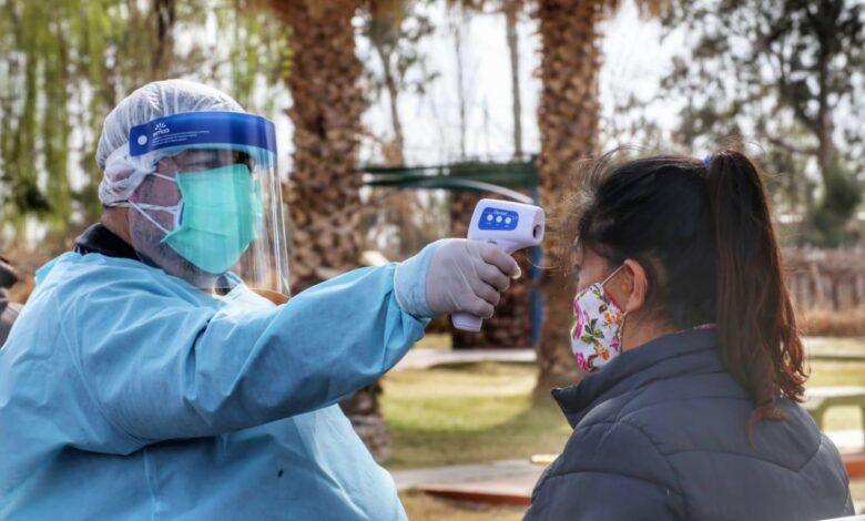 Photo of Este jueves se confirman 172 nuevos infectados de Covid-19