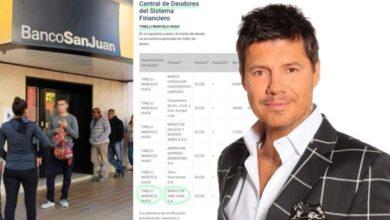 Photo of Ernesto Simón desnuda una «deuda famosa»: Tinelli es deudor del Banco San Juan y tiene 344 cheques rechazados
