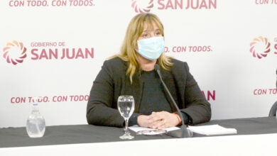 Photo of La ministra Venerando en aislamiento por un caso positivo de su entorno