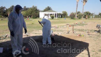 Photo of ESCANDALO: desenterraron a Melanie Castro y la jueza suspendió la exhumación