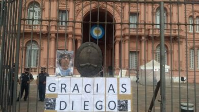 Photo of El velatorio de Diego Maradona será en Casa Rosada