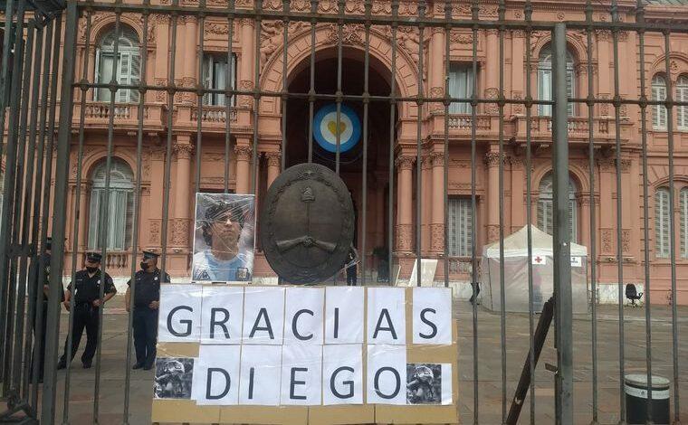 Photo of El velatorio de Diego Maradona será en Casa Rosada