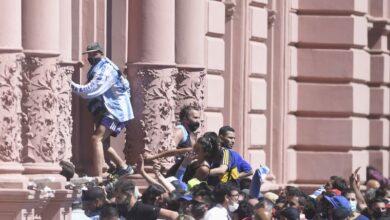 Photo of Finalizó el velatorio por los incidentes en Casa Rosada