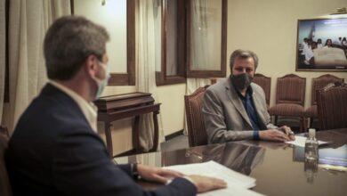 Photo of Datos Covid-19: tras el revuelo, Uñac y Nasisi se pusieron de acuerdo