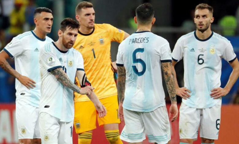 Photo of Eliminatorias: Argentina se mide ante Paraguay en la Bombonera