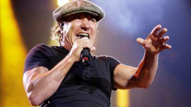 Photo of Brian Johnson, de AC/DC, contó la razón por la cual usa siempre una boina