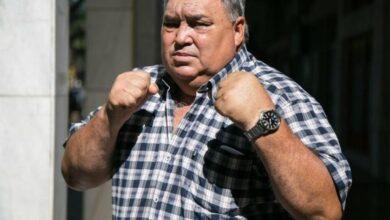 Photo of Falleció el ex boxeador Juan Domingo «Martillo» Roldán