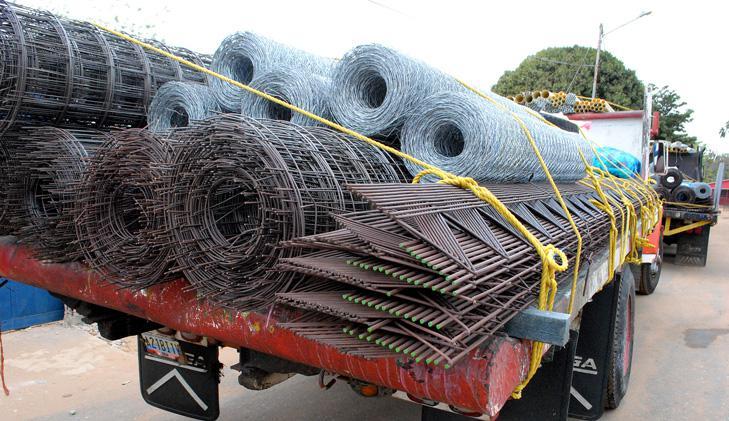 Photo of Se normalizaría la llegada de materiales para la construcción