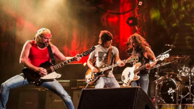 "Photo of La Renga presenta ""El que me lleva"""