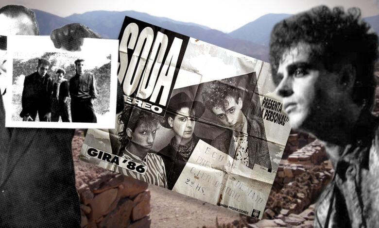 """Photo of """"Nada Personal"""" de Soda Stereo cumple 35 años"""