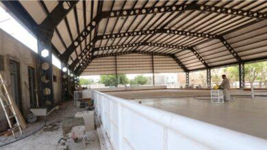 Photo of Últimos techados para dos instituciones deportivas